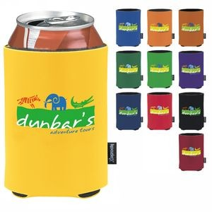 KOOZIE� Heat Transfer Deluxe Collapsible Can Kooler